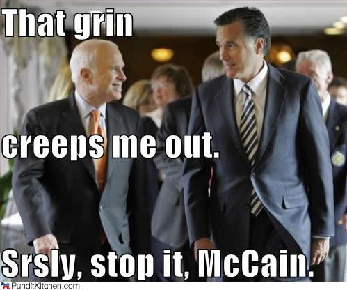 funny political pictures. McCain Enable- May not be