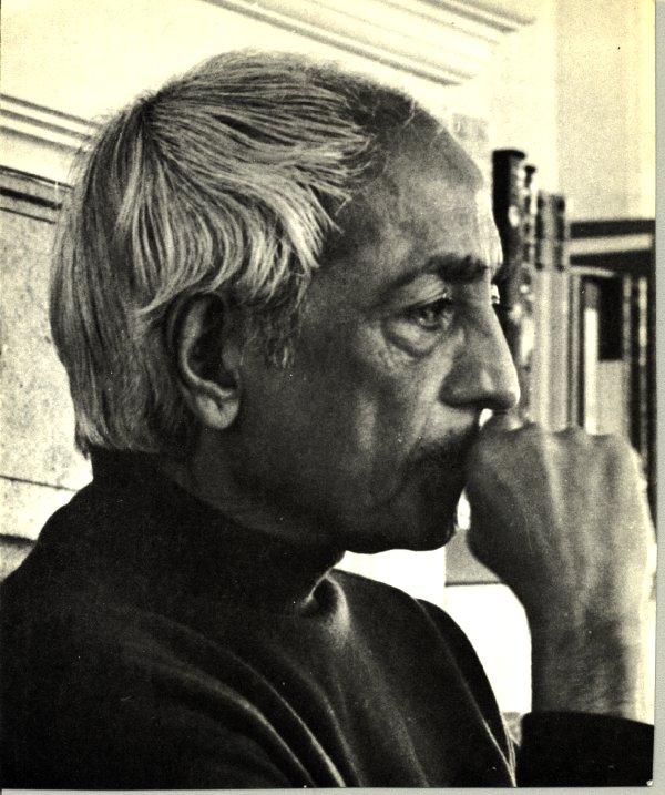 Джіду Крішнамурті