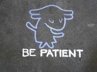 owdm-be-patient