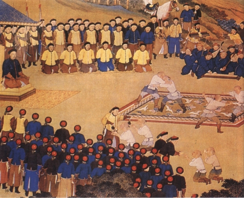 from-the-painting-e2809cbanquets-at-a-frontier-fortresse2809d-the-painting-is-currently-housed-in-beijing-forbidden-city-museum