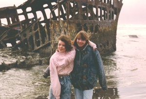WreckofthePeterIredale-circa1992-93