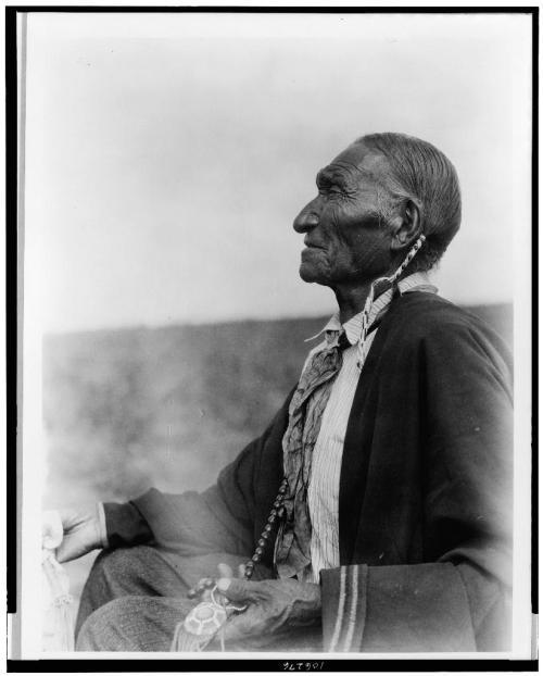Cheyenne Peyote Leader