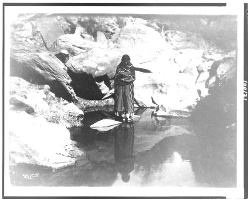 Navaho mirror