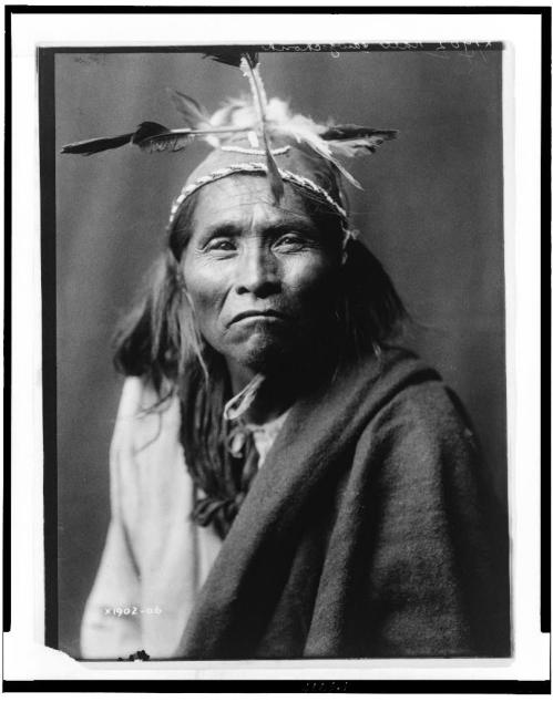 Apache Chief: Ndee-Chang--O-Conch