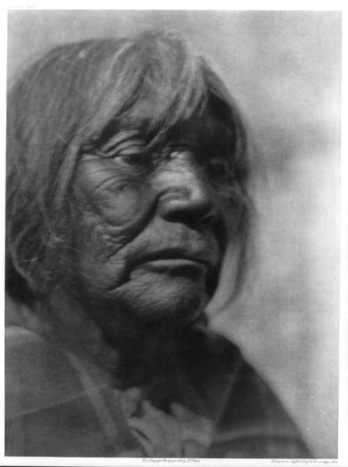 Washoe woman