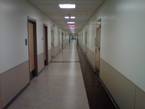 OSH-Hallway of the damned
