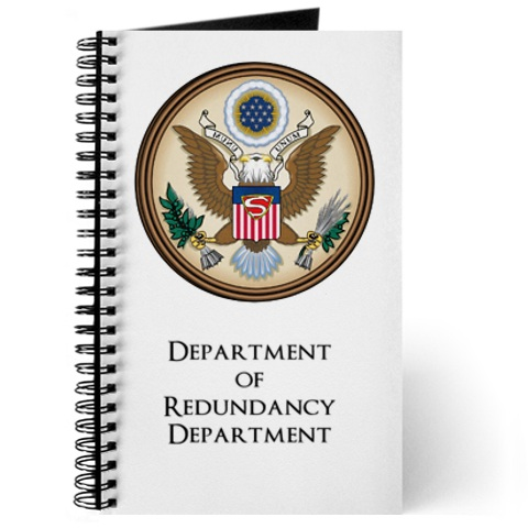 Department of Redundancy Department Journal